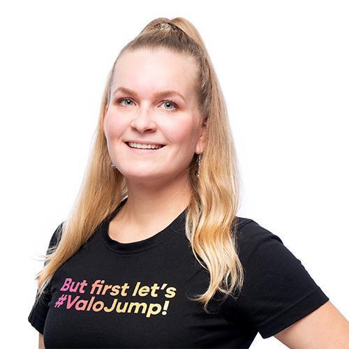 Tiina Manninen marketing at Valo