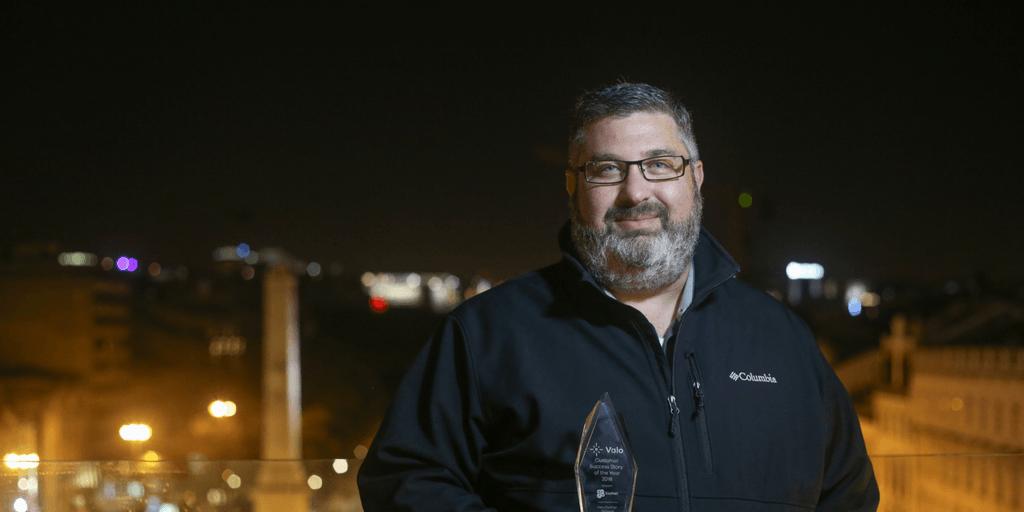 valo customer success story 2018 winner klarinet