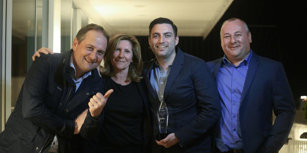 valo marketing master of the year 2018 winner xylos