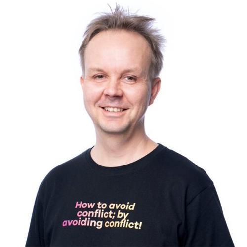 Juha Alhojoki - Software Architect