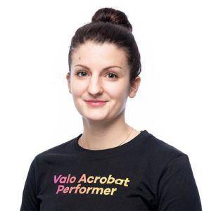 saraliina laima marketing coordinator