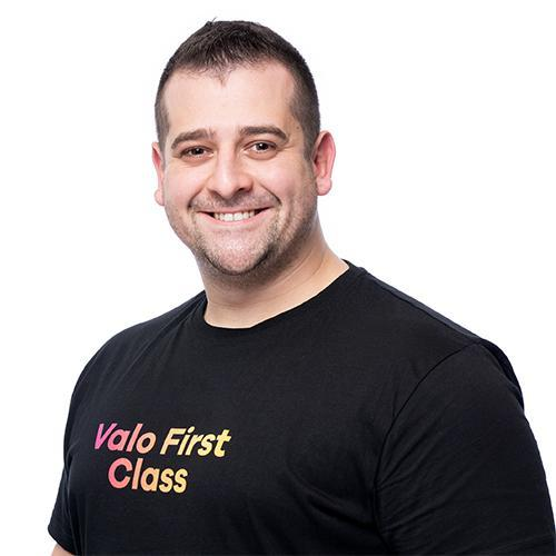 Vlad Catrinescu Sales Executive MVP