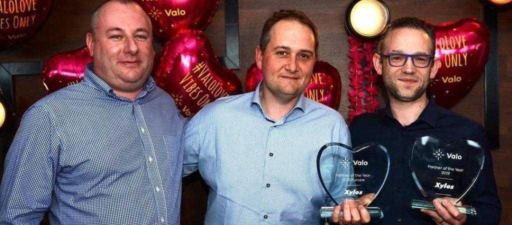 Valo Awards Winner Xylos
