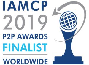 Blue Meteorite IAMCP_P2P_Finalist_WORLDWIDE