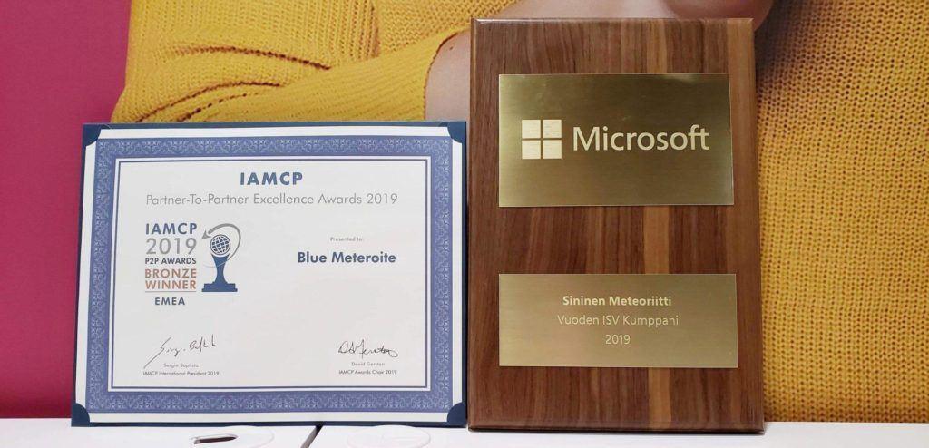 Microsoft Inspire 2019 Awards