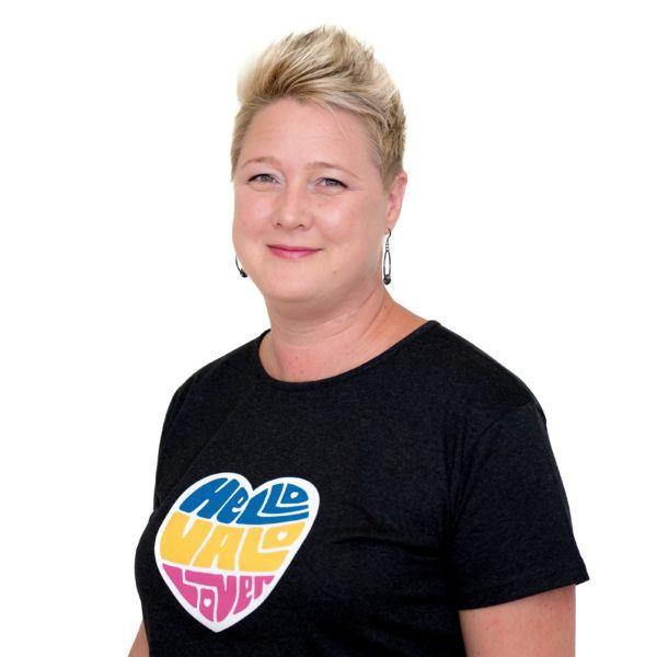Anna-Kaarina Kaija Support Specialist