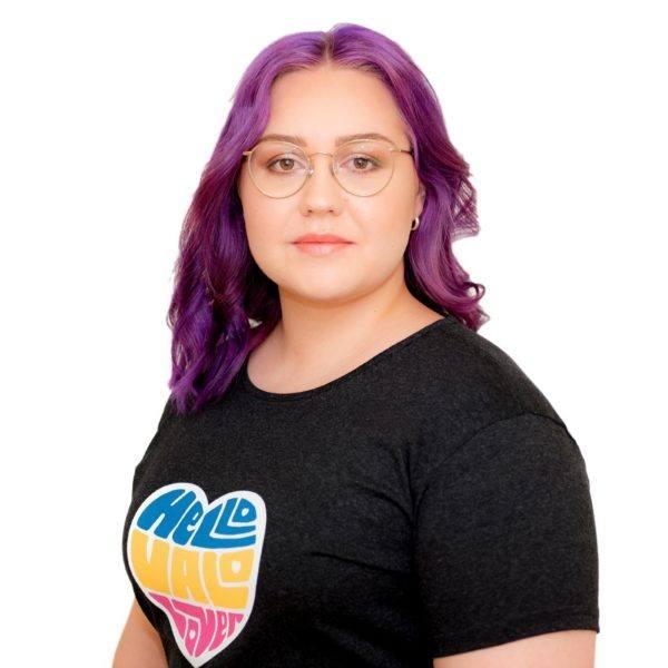 Hanna Voutilainen Marketing Communications Specialist