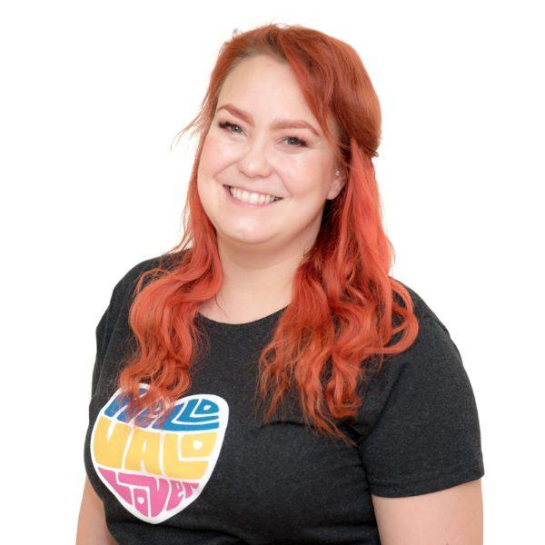 Jenni Rohunen Web Designer