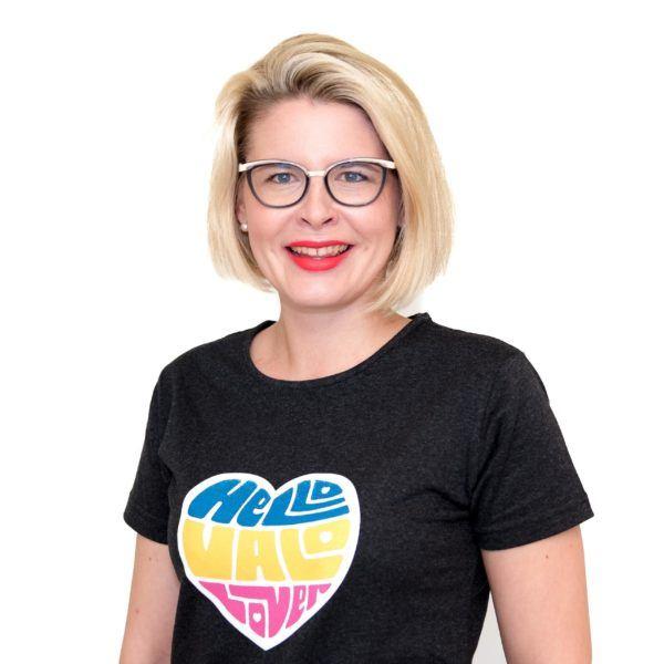 Noora Hakkarainen Valo Partner Manager EMEA