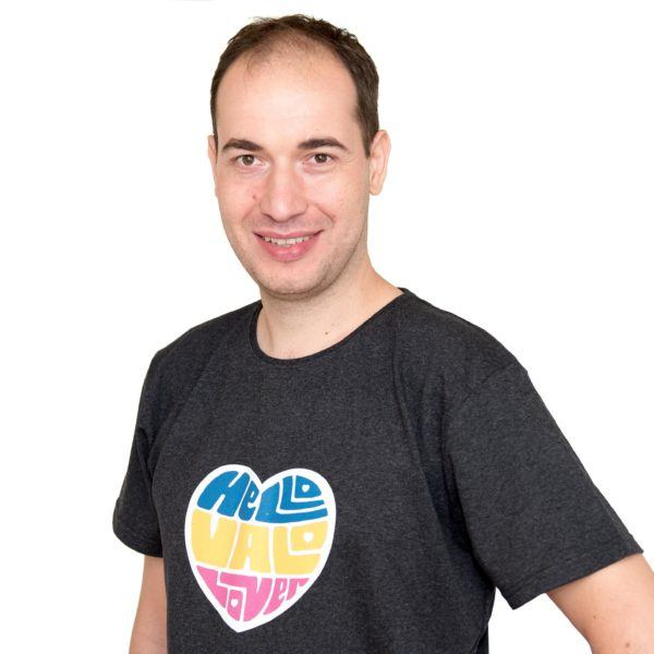 Przemyslaw Pierscinski Software Developer