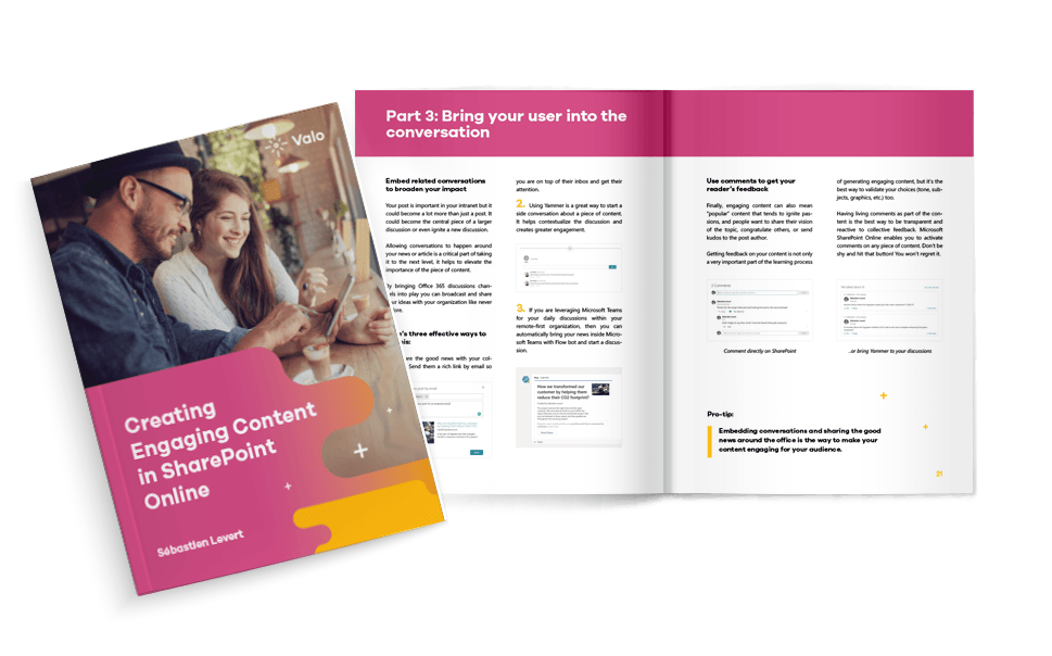 Creating Engaging Content in SharePoint Online Sebastien Levert