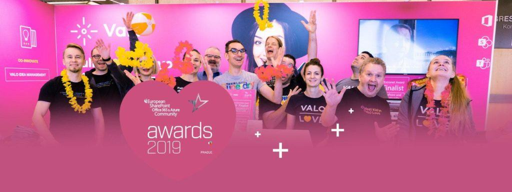 ESPC 2019 booth people