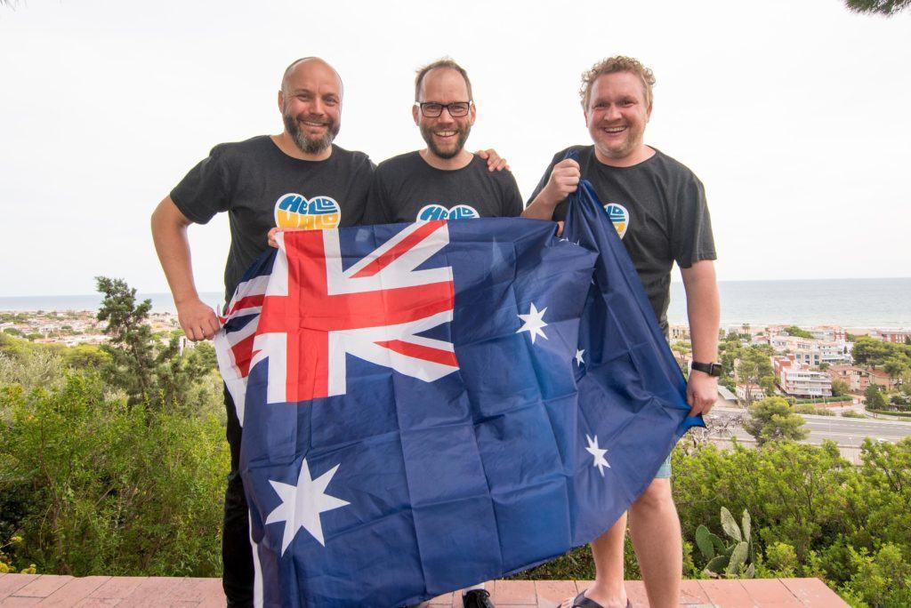 Valo Team Australia