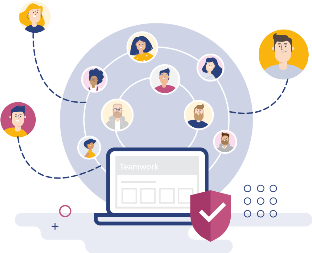 Collaborate with stakeholders in Valo Teamwork