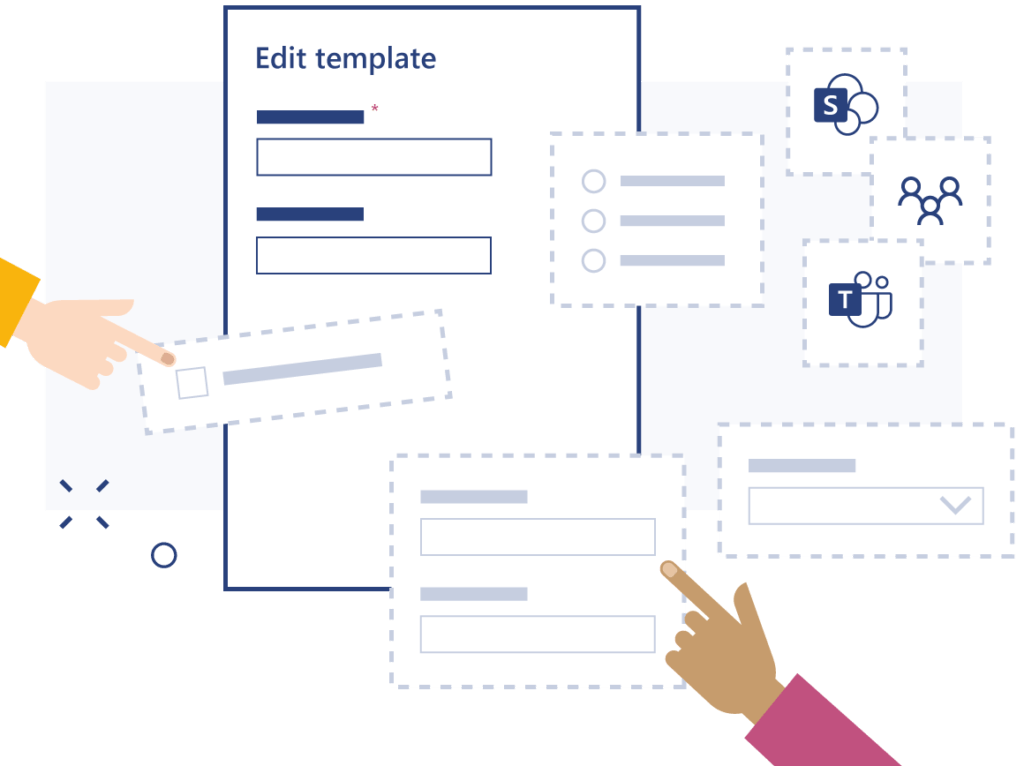 Define custom metadata in valo teamwork