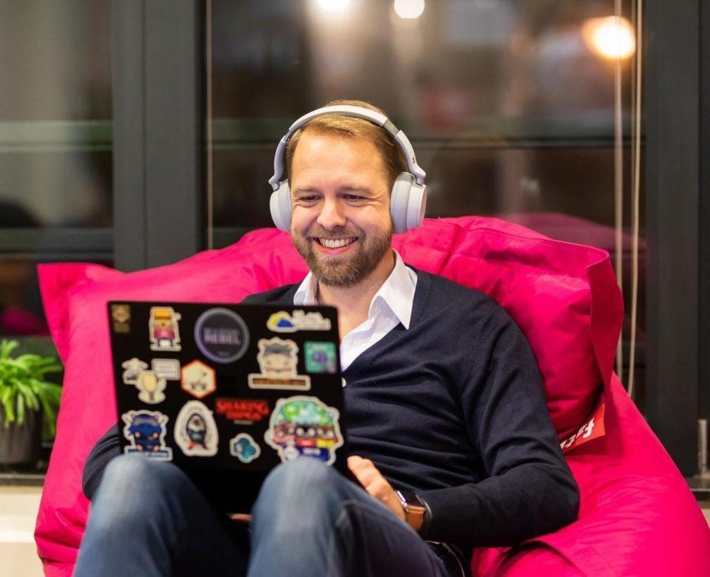 Digital workplace specialist Maarten Eekels