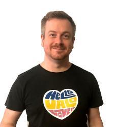 Mark Powney - APAC Tech Manager