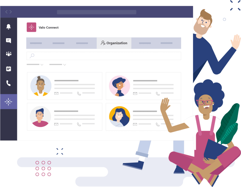 Build your team with People Directory