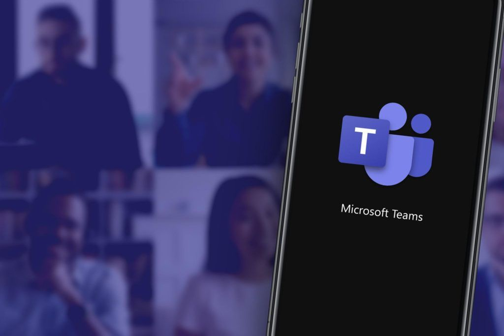 ms teams - video meeting