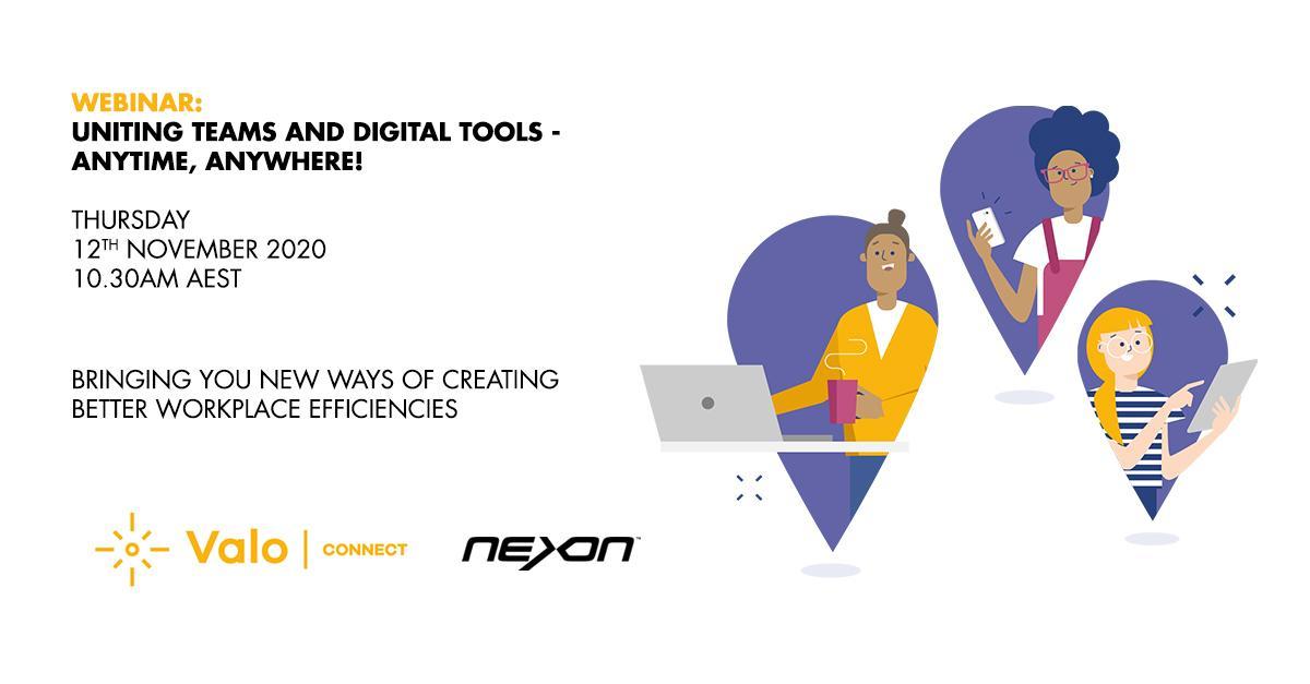 Nexon Connect APAC Webinar