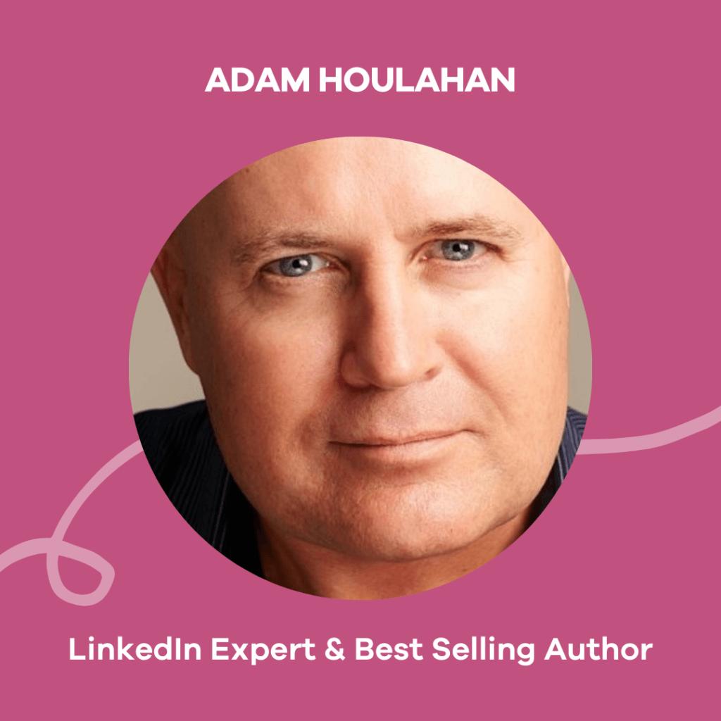 Adam Houlahan Speaker Valo Fest 2021 APAC