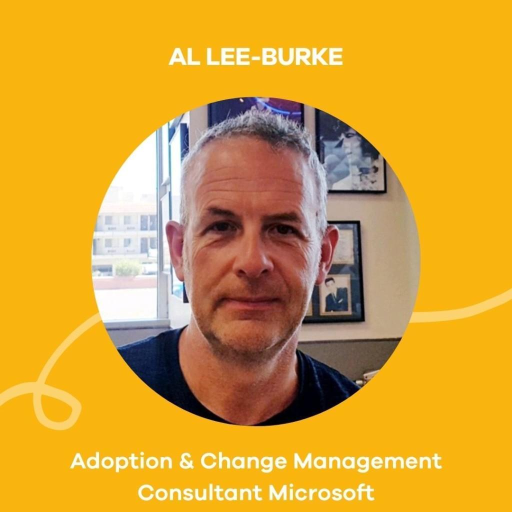Al Lee-Burke Speaker Valo Fest 2021 EMEA