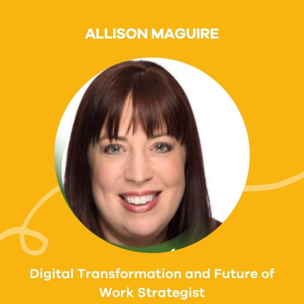 Valo Fest Speaker Allison Maguire