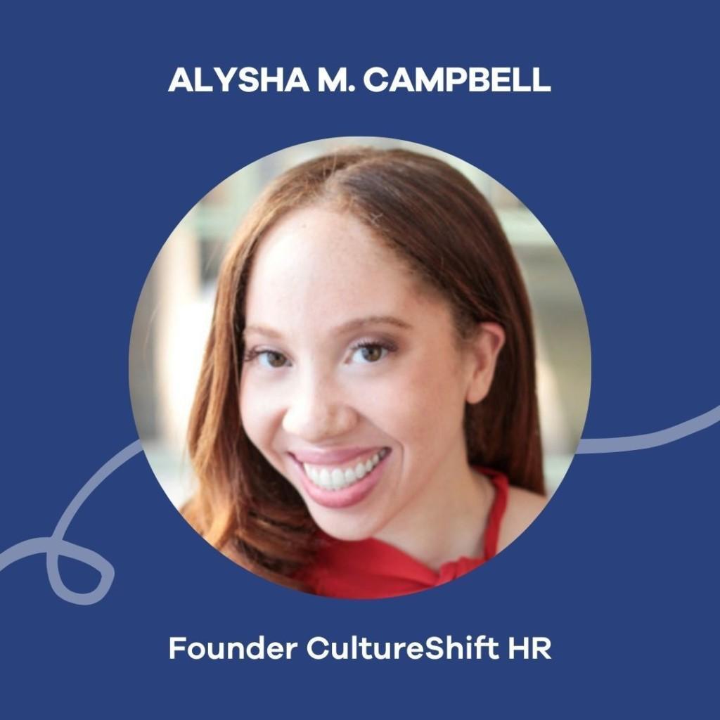 Alysha M. Campbell Speaker Valo Fest 2021 NA