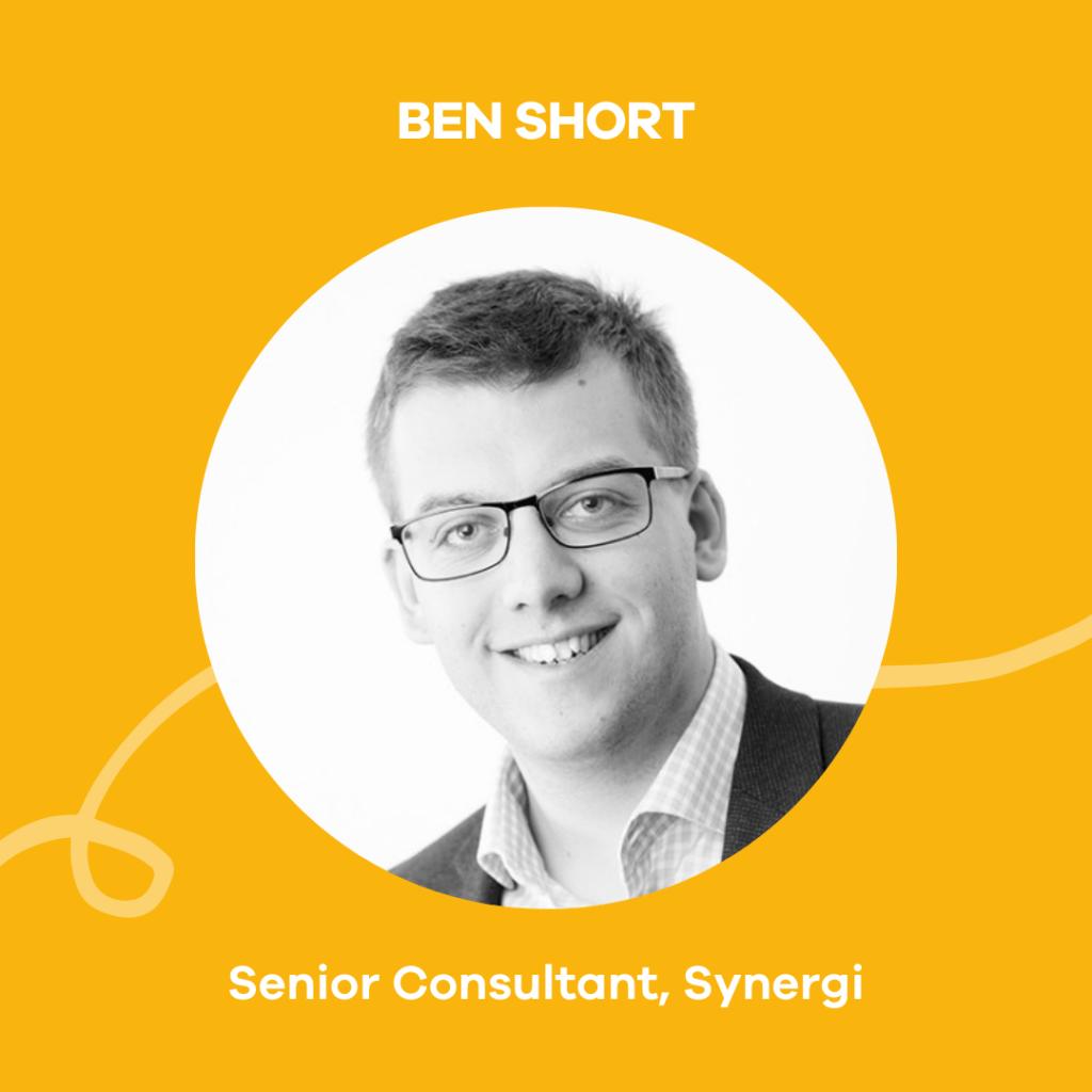 Ben Short Speaker Valo Fest 2021 EMEA