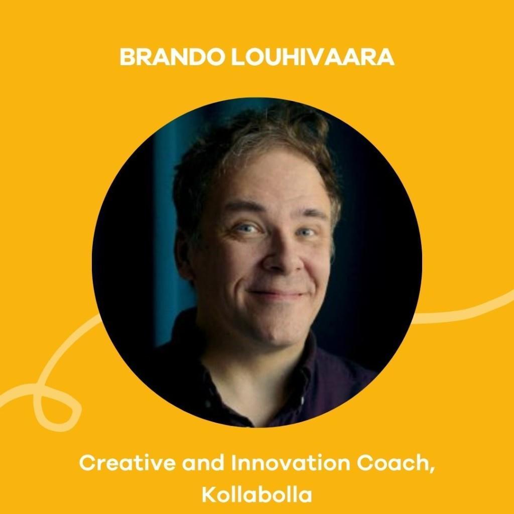 Brando Louhivaara Speaker Valo Fest 2021 EMEA