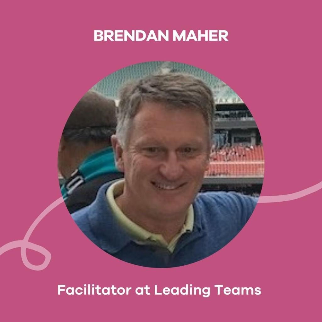 Brendan Maher Speaker Valo Fest 2021 APAC