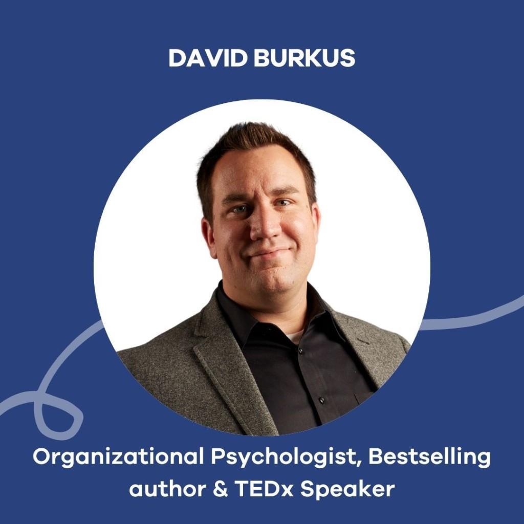 David Burkus Speaker Valo Fest 2021 NA