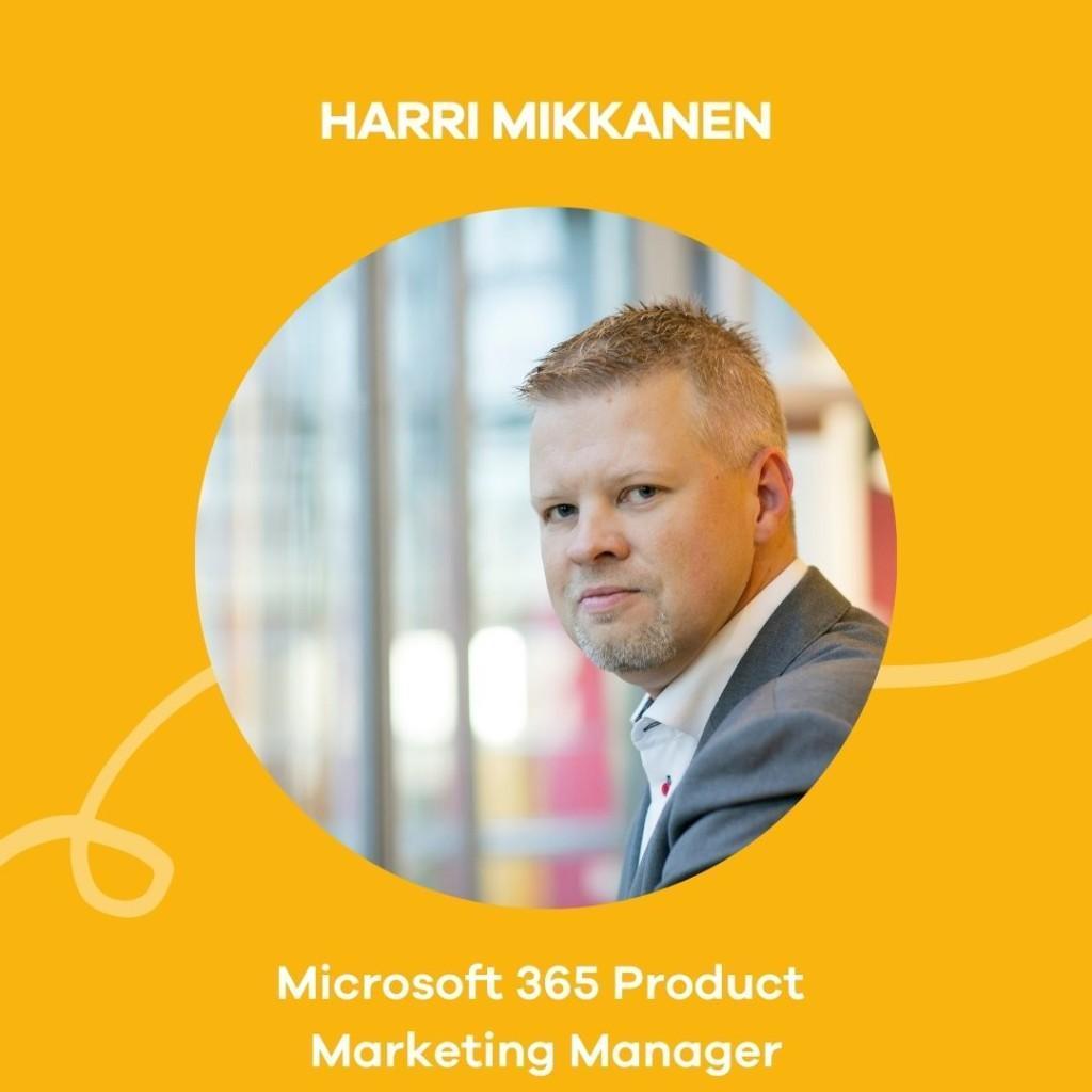 Harri Mikkanen Speaker Valo Fest 2021 EMEA