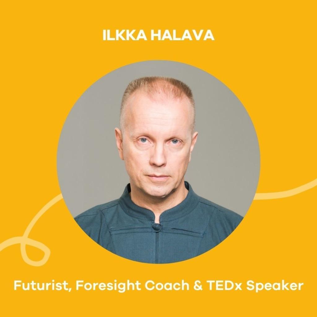 Ilkka Halava Speaker Valo Fest 2021 EMEA