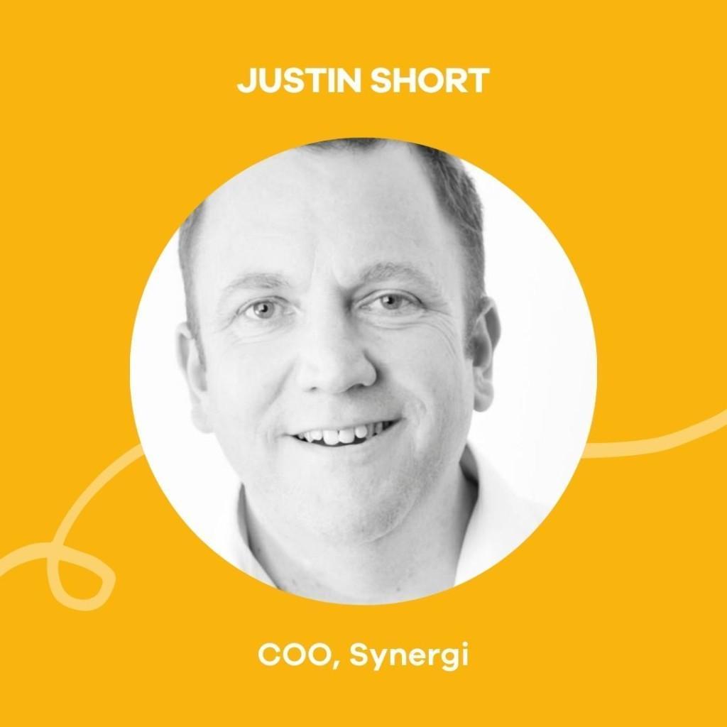 Justin Short Speaker Valo Fest 2021 EMEA