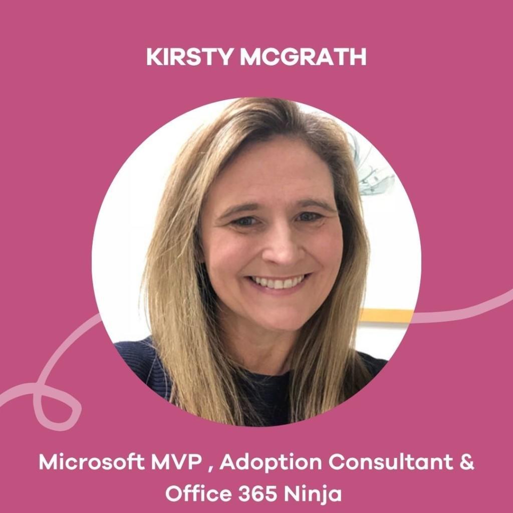 Kirsty McGrath Speaker Valo Fest 2021 APAC