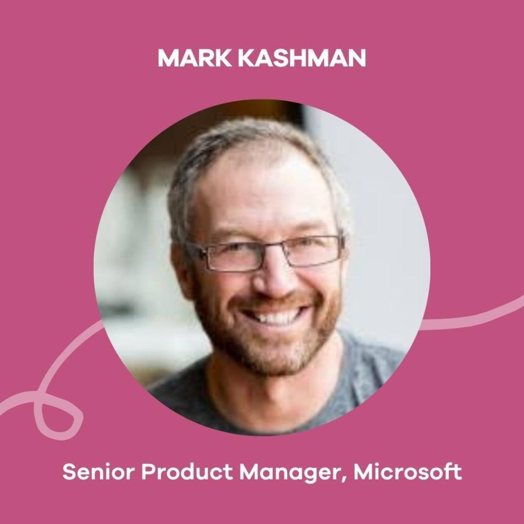Mark Kashman Speaker Valo Fest 2021 APAC
