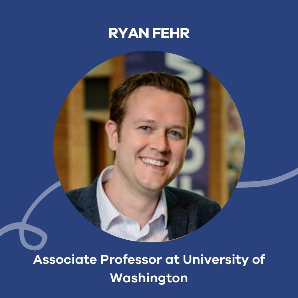 Ryan Fehr Speaker Valo Fest 2021 NA