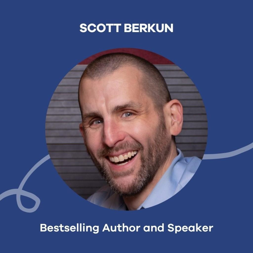 Scott Berkun Speaker Valo Fest 2021 NA