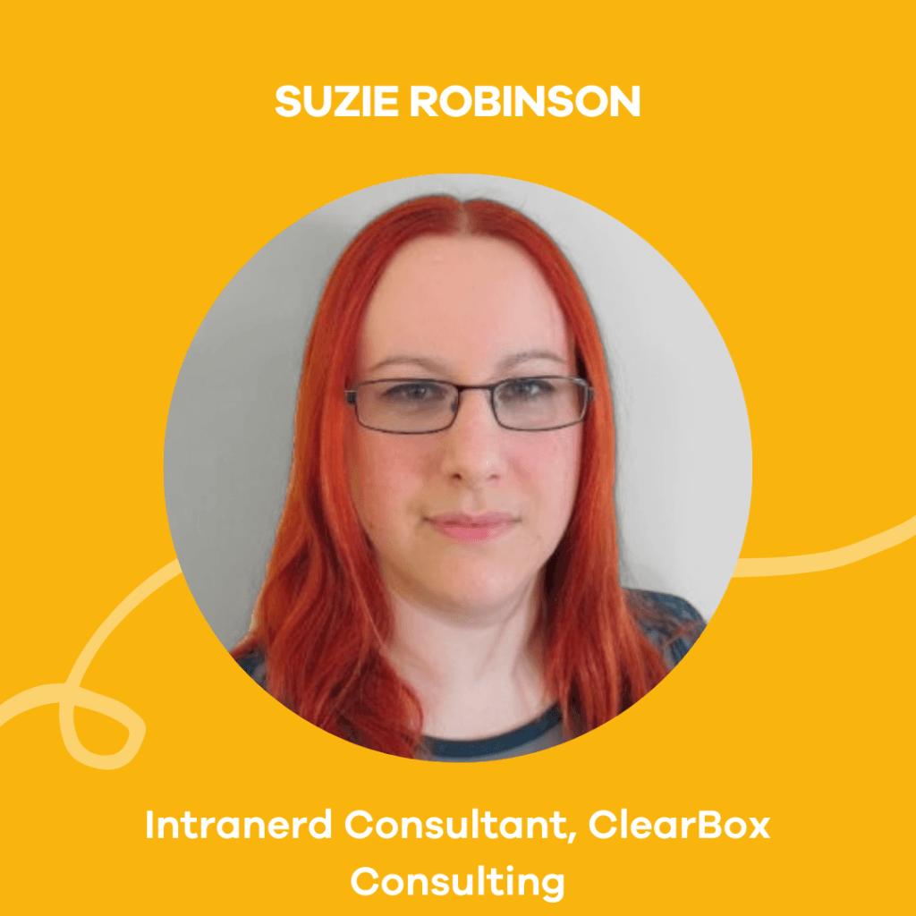Suzie Robinson Speaker Valo Fest 2021 EMEA