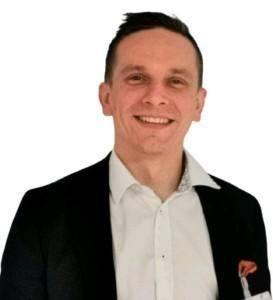 Valo CEO Marc Josefsson