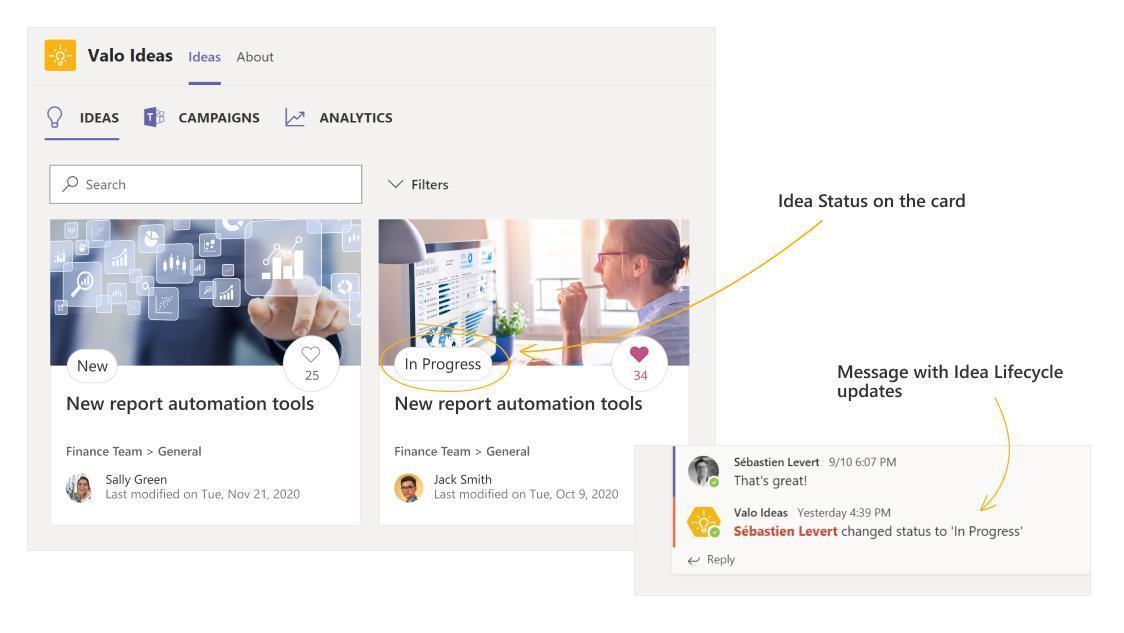 How to run an innovation contest inside Microsoft Teams with Valo Ideas