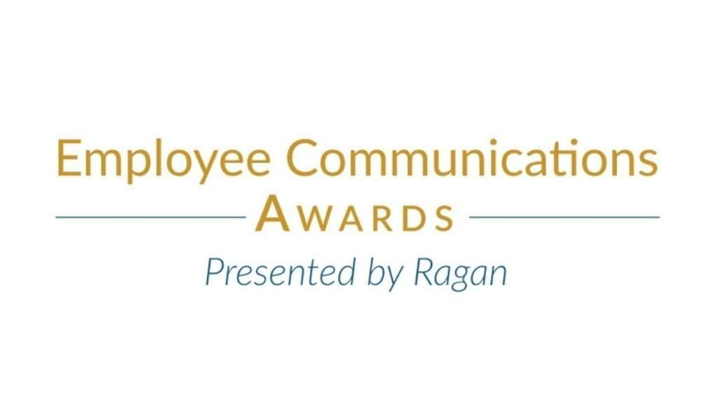 Ragan's Employee Communications Awards 2021