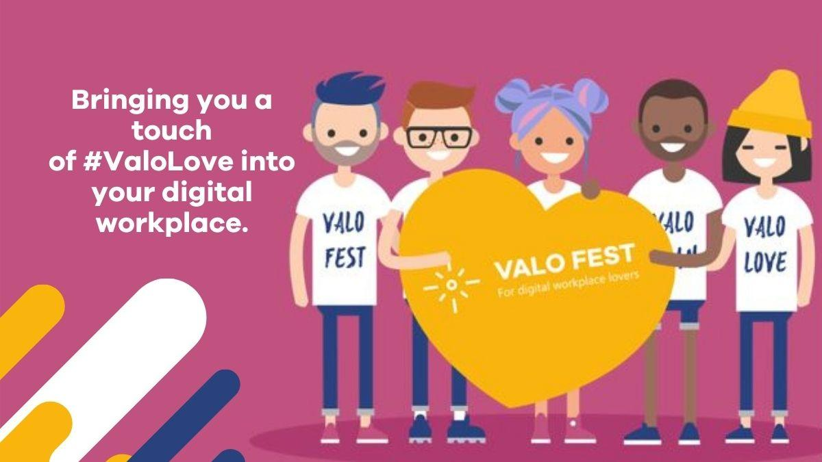 Valo Fest a touch of Love