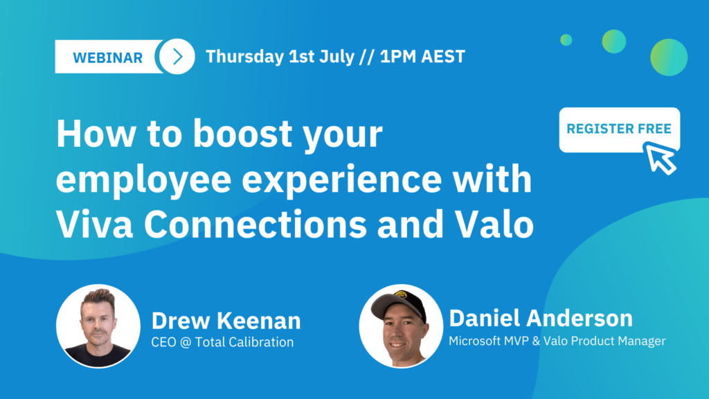 How to boost your employee experience with Viva Connections and Valo