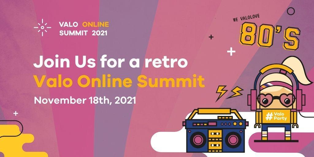Valo Summit Online 2021