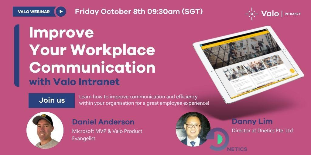 mprove your workplace communication