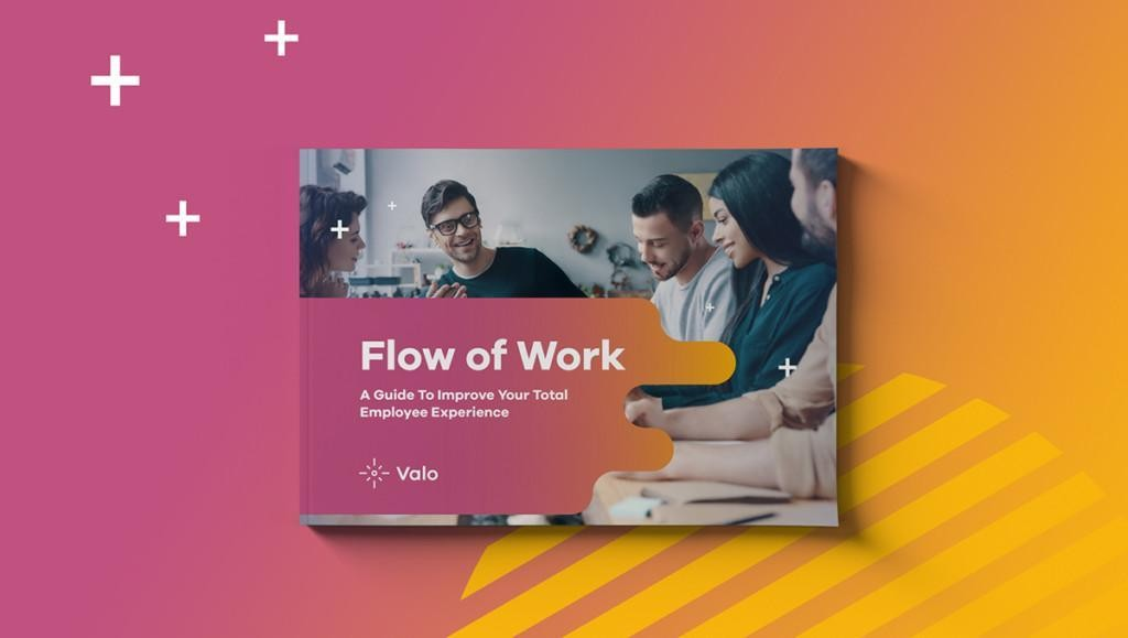 eBook Elevate your organization's employee experience with The Flow of Work